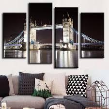 Wall Art Sets For Living Room Online Buy Wholesale Canvas Wall Art Sets From China Canvas Wall