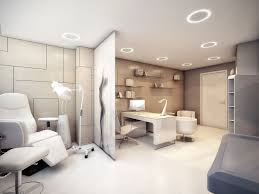 modern dental room interior design with white shades hospital office amp workspace extra surgery clinic charming cool office design 2