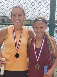 Galveston, League City youths part of winning doubles teams   What's All  the Racket?   The Daily News