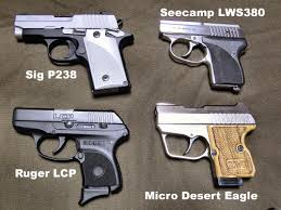 5 Best 380 Pistols For Concealed Carry In 2019
