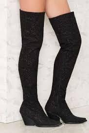 infinity heel boot. jeffrey campbell gatlin over-the-knee suede boot - floral @ nasty gal infinity heel e