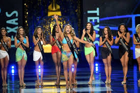 Miss America Parade Seating Chart Miss America Scraps Swimsuit Competition Saying Were Not