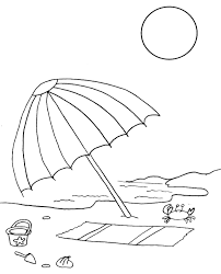Small Picture Beach Chair Coloring Pages GetColoringPagescom