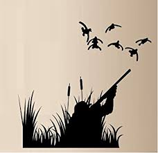 Small Picture Amazoncom DUCK HUNTING DUCKS OUTDOOR VINYL WALL DECAL STICKER