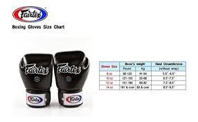 Fairtex Muay Thai Guantes De Boxeo Bgv1 Color Negro Azul