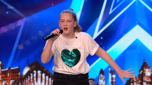 Britain's Got Talent 2019 10 Year Old Singer Giorgia Borg Wows ...