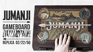 Jumanji Wooden Board Game Jumanji Game Board Replica 100 YouTube 69