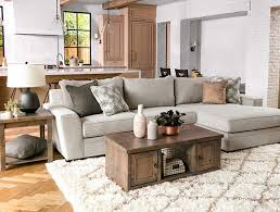Transitional living rooms 15 relaxed transitional living Regard Transitional Living Room With Delano Piece Sectional Wraf Oversized Chaise Amazing House Living Room Ideas Decor Living Spaces