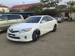 toyota camry 2007 white. toyota camry xle white 2007 update 2011 full option
