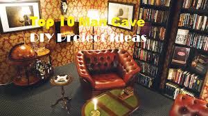 Top 10 Man Cave Ideas and DIY Projects