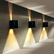 led wall sconces indoor exterior led wall sconce indoor outdoor led wall sconce semi circular shape