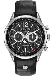 <b>Часы Roamer 508.822.41.54.05</b> - купить мужские наручные <b>часы</b> в ...