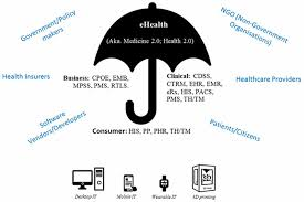 Defining And Characterising The Landscape Of Ehealth