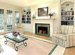 fireplace door insulation in wall fireplace install options insulation building construction room home
