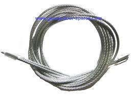 garador garage door cables wires
