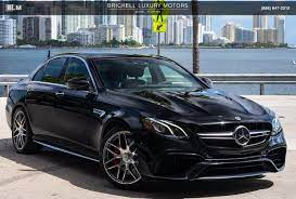 Cargo capacity seats up (cu ft). Used 2018 Mercedes Benz E Class Amg E 63 S For Sale Sold Ferrari Of Central New Jersey Stock L3255