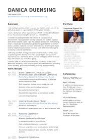 event coordinator resume samples   visualcv resume samples databaseevent coordinator  av autism awareness walk  independent contractor  resume samples