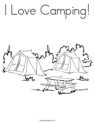 Campfire Nature Printable Coloring Pages Coloring Page Campfire