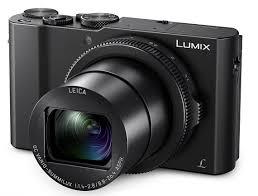 Цифровой <b>фотоаппарат Panasonic DMC</b>-<b>LX15</b> чёрный (Black ...