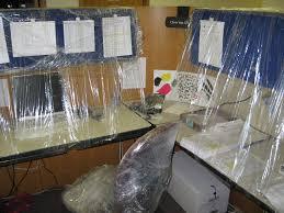office desk pranks ideas. Saran Wrap Office Prank (lelandbay1) Tags: Saranwrap Desk Pranks Ideas