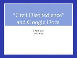 Google Docs Powerpoint