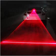 Car Auto <b>LED</b> Laser Fog <b>Light</b> Vehicle Anti-Collision Taillight Brake ...