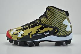 under armour baseball cleats. picture 1 of 5 under armour baseball cleats b