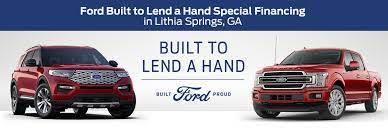 ford special financing offers lithia