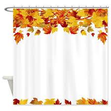 autumn leaves 6 shower curtain autumn leaves 6 shower curtain jpg