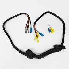 repair set silicone wiring harness cable loom bmw e91 touring repair set silicone wiring harness cable loom bmw e91 touring tailgate left