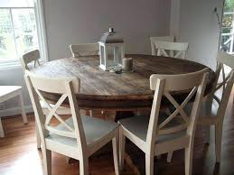 rustic round dining table rustic round dining room tables best rustic round dining table ideas on
