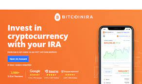 I've been obsessed with crypto currency for a long time! Bitcoin Ira The Official Crypto Ira Retirement Platform