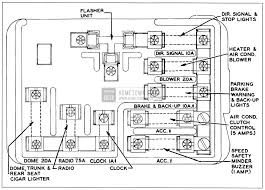1958 buick wiring diagrams hometown buick 1958 buick fuse block fuse side
