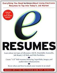E Resumes E Resumes Everything You Need To Know About Using Electronic