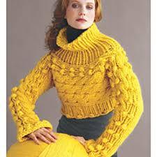 Vogue Knitting Patterns Inspiration Ravelry 48 Cropped Turtleneck Pattern By Leena Sullivan