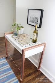 copper bar stand