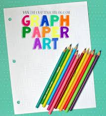 Easy Grid Graph Paper Art Design Ideas For Kids
