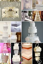 chandelier cakes