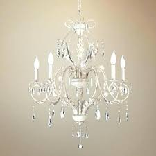 white chandelier with crystals 5 light antique white crystal white crystal chandelier white crystal mini chandelier