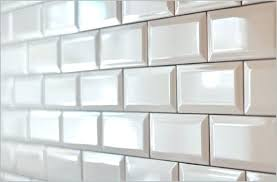 beveled subway tile white shower a tiles best chevron ideas around niche image 1 bevel subway tile shower