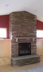 chardonnay stone fireplace - Google Search