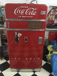 Retro Soda Vending Machine Extraordinary 48'S VINTAGE VENDO V48 Coke Soda Vending Machine 4848 PicClick