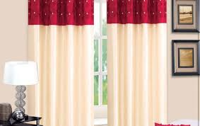 thermalogic weathermate tab top curtain panel solid red window valance tab top carousel designs