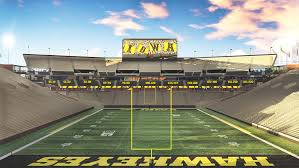 Kinnick Edge Seating Chart Iowa Kinnick Stadium Renovations