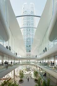 norman foster office. Norman Foster Office. + Partners Has Unveiled Plans To Create A Sustainable Office Campus