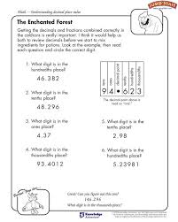 51 best decimals images on Pinterest | Math fractions, School and ...