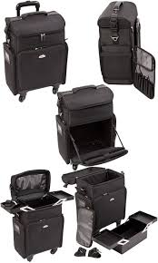 travel makeup case great for makeup artist on the go