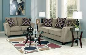 Ashley Sofa And Loveseat Awesome Trinsic Pebble Set 13301 Furniture