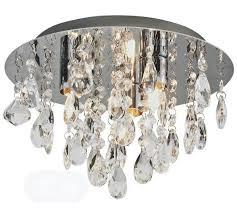 glass droplet ceiling light in ifako
