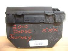 dodge journey engine computers ebay 2013 dodge journey fuse box location 2010 dodge journey totally integrated module underhood fuse box 56046619aa 2013 Dodge Journey Fuse Box Location